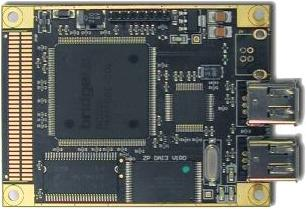 Benchmark Firewire Card