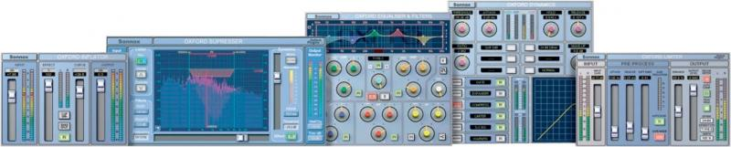 Sonnox Plug-ins Broadcast Bundle HD-HDX