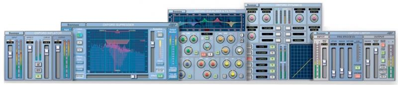 Sonnox Plug-ins Post HD-HDX