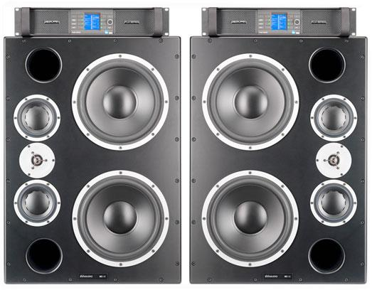 Dynaudio M3XE - package (Pair)