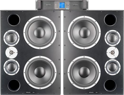 Dynaudio M3VE - package