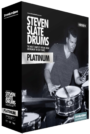 Steven Slate Drums Digital SSD Platinum