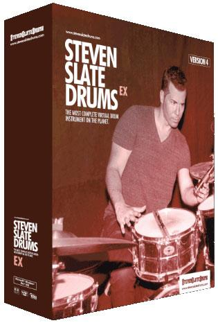 Steven Slate Drums Digital SSD EX