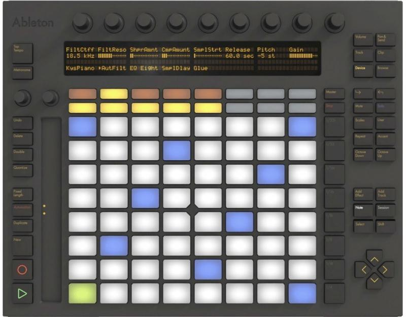 Ableton Push & Live 9 Bundle
